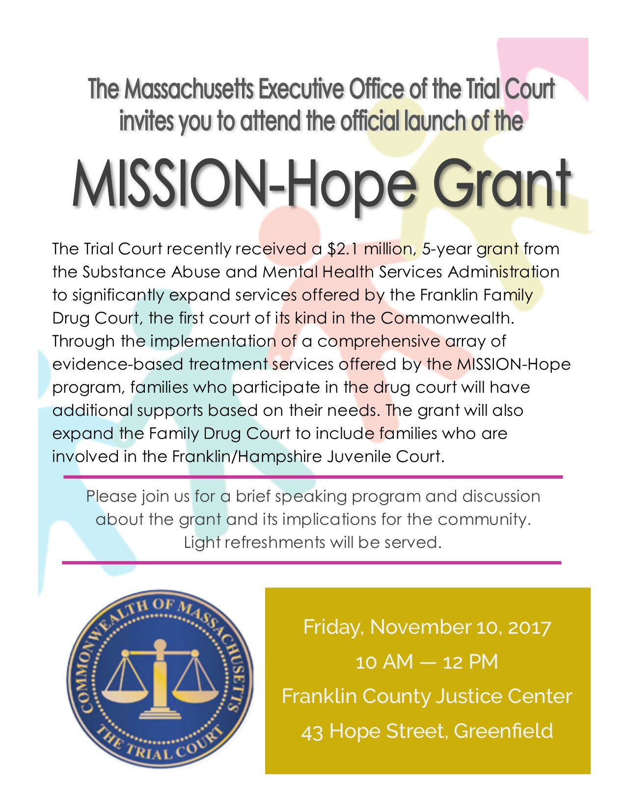 MISSION-Hope Grant Kickoff