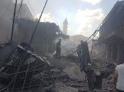 Explosión en el área de Al Zawiya registra una decena de heridos.