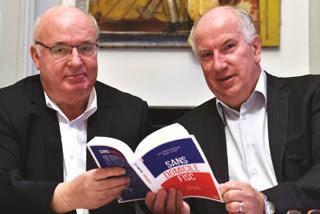 [Rencontre-débat] Sans domicile fisc | Les auteurs du livre, les frères Alain et Eric Bocquet et Pierre Gaumeton animeront une rencontre à l'Université le 19 janvier.