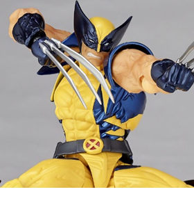 Marvel Amazing Yamaguchi Revoltech No.005 Wolverine
