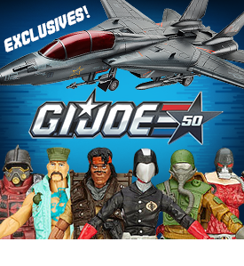GI JOE 50TH ANNIVERSARY