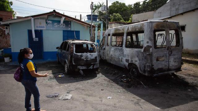 Governo contabiliza mais de 40 ataques em Manaus; 31 suspeitos foram presos