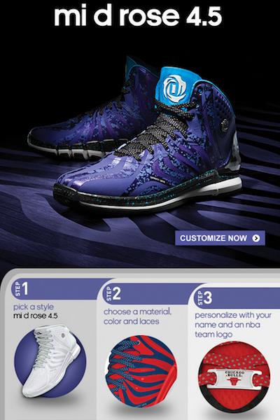 Introducing the Adidas D.Rose.