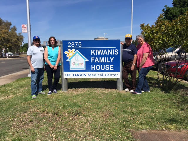 The Kiwanis Famiily House in Sacramento