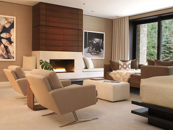 Ανακαινισμένο σπίτι με εξαιρετικά Interiors Designed By Stonefox Σχεδιασμός 9