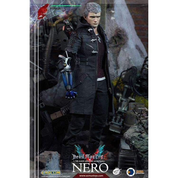 Image of Devil May Cry Nero 1/6 Scale Figure - Q3 2019