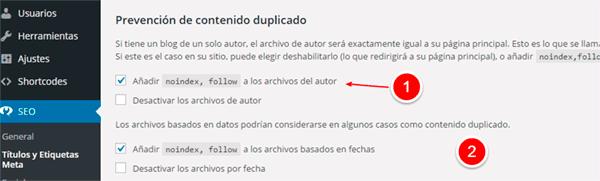 Evitar contenido duplicado en wordpress-2.