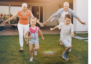 Fun grandparents