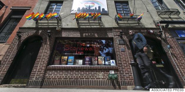 An (Overdue) Honor For New York's Stonewall Inn