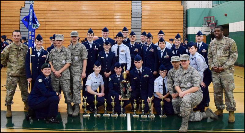 AFJROTC Cadets