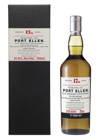 Port Ellen 37 Special Releases 2017