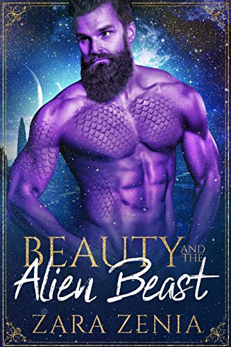 Cover for 'Beauty And The Alien Beast (Trilyn Alien Fairy Tales Book 3)'