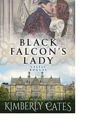Black Falcon's Lady by Kimberly Cates