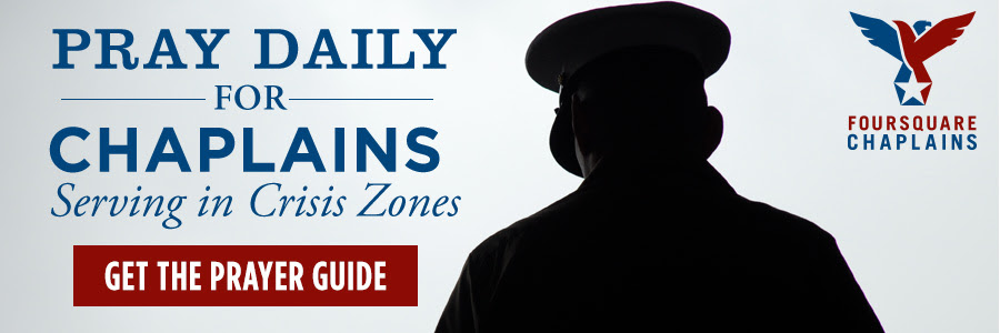 Chaplains Monthly Prayer Guide