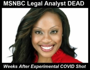 Midwin Charles: 47-Year-Old MSNBC Legal Analyst DEAD After Experimental mRNA COVID Shot Midwin-Charles-DEAD-after-COVID-Shot-768x595-1-300x232