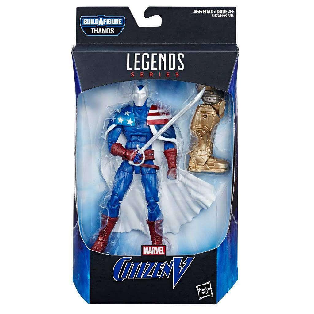 Image of Avengers: Endgame Marvel Legends (Thanos BAF) - Citizen V