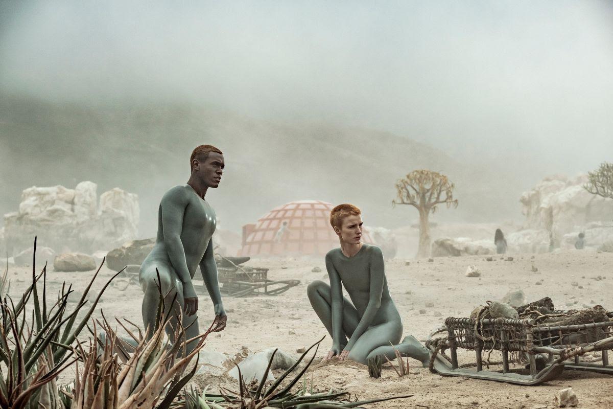 """NOVA SÉRIE """"RAISED BY WOLVES"""" ESTREIA AMANHÃ NA HBO PORTUGAL"""