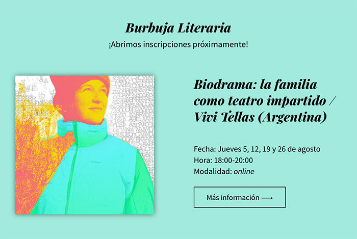 Biodrama: la familia como teatro