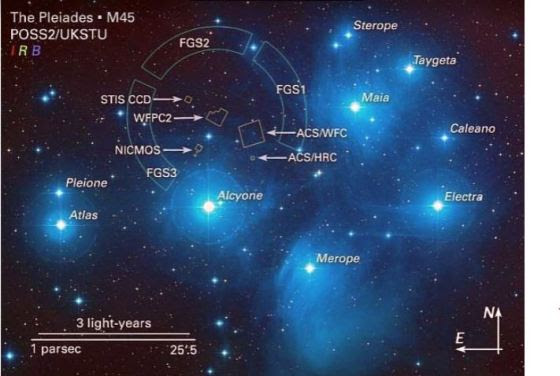 PleiadesConstellation