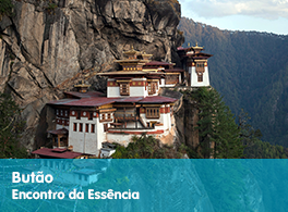 Saiba mais sobre a viagem ao Butão - Encontro da Essência