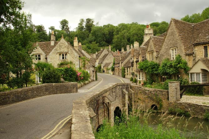 Castle Combe | © John Menard/WikiCommons