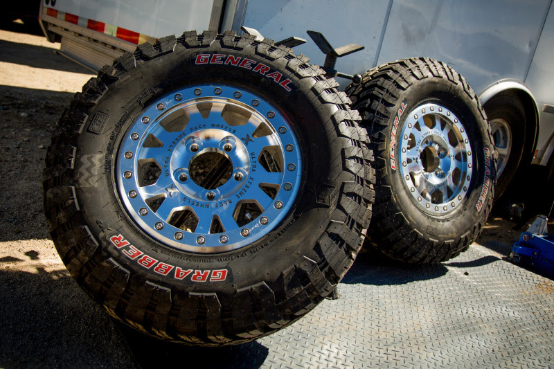 Jimmy Weitzel, General Tire, Grabber X3, Ultra Wheels, Racing