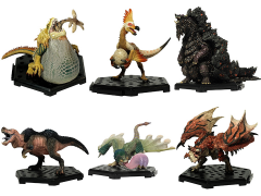 MONSTER HUNTER CAPCOM FIGURE BUILDER FIGURES