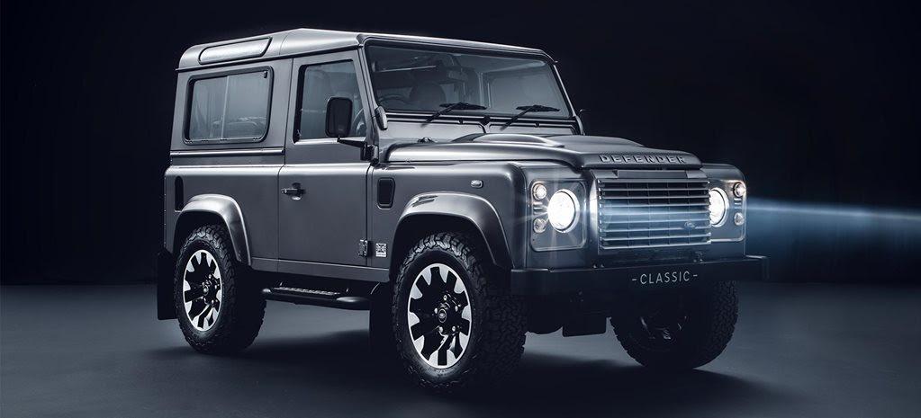 Land Rover Classic Works V8 upgrade older Defenders news