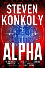 Alpha by Steven Konkoly