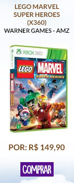 'LEGO MARVEL SUPER HEROES (X360)