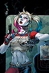 Harley Quinn 25th Anniversary Special 1