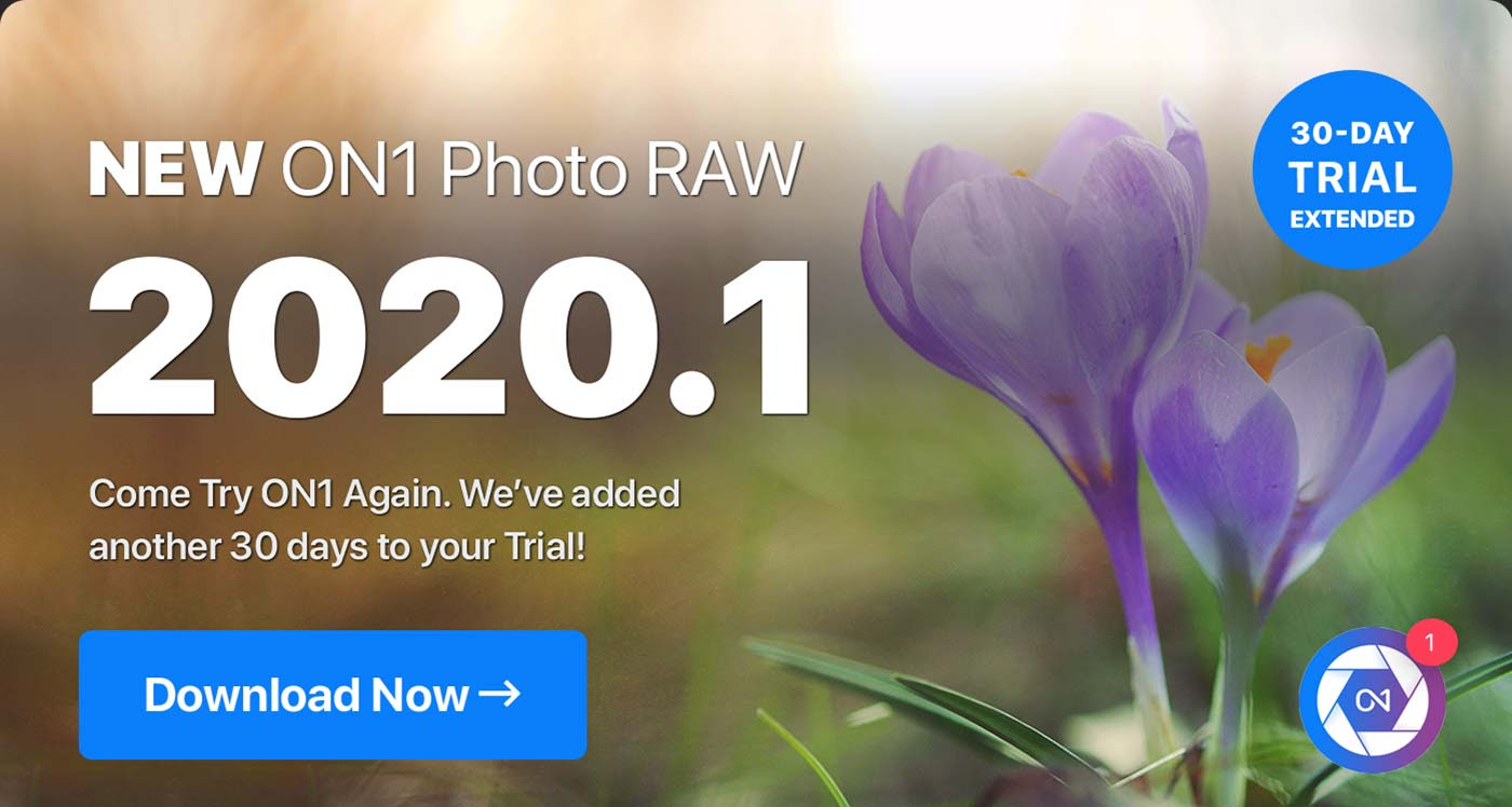 ON1 Photo RAW 2020.1 Free Trial