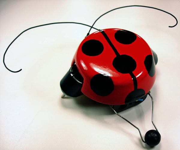 Ladybug Bot
