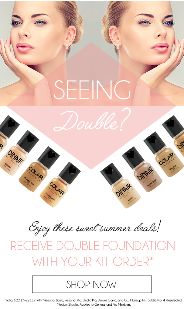 Double Foundation with Kits order