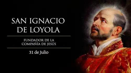 Hoy es la fiesta de San Ignacio de Loyola, fundador de la Compañía de Jesús [VIDEO]