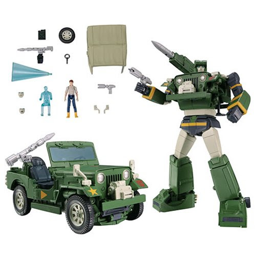 Image of Transformers Masterpiece Edition MP-47 Hound (RE-STOCK)