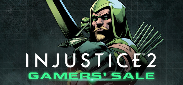 DC Injustice 2 digital sale