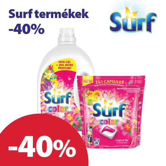 Surf kupon