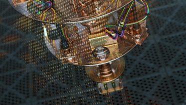 Quantum Detector Artist Impression