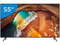 Smart TV 4K QLED 55? Samsung QN55Q60RAG Wi-Fi