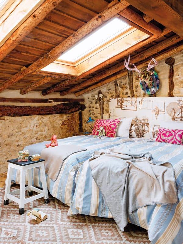 Stone House em Espanha-14-1 Kindesign