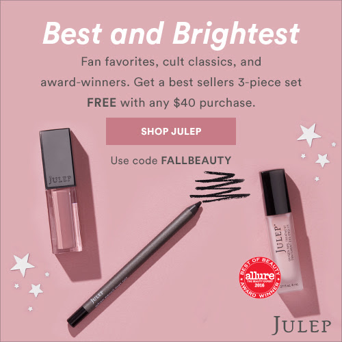 Spend $40+ at Julep and score a FREE gift set! - Confessions Of A Mommy Of 5
