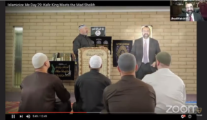"Video: Robert Spencer interviewed on ""Islamicize Me"" and The History of Jihad"