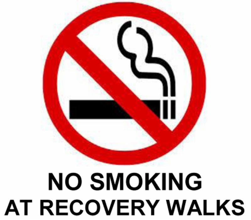 No Smoking Walk