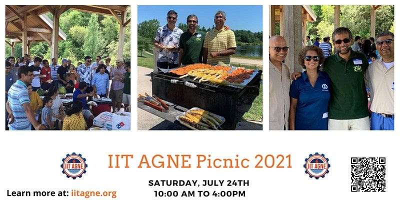 IITAGNE Picnic July 24 2021