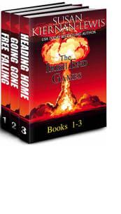 The Irish End Games Box Set: Books 1–3 by Susan Kiernan-Lewis