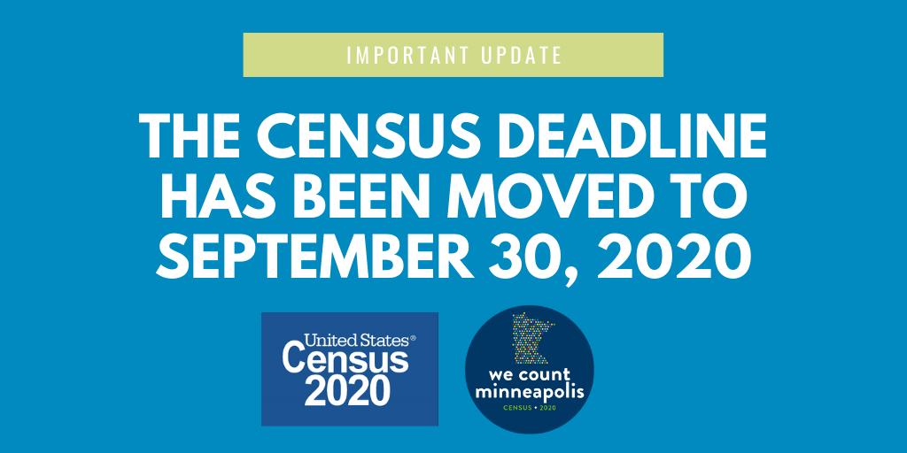census deadline