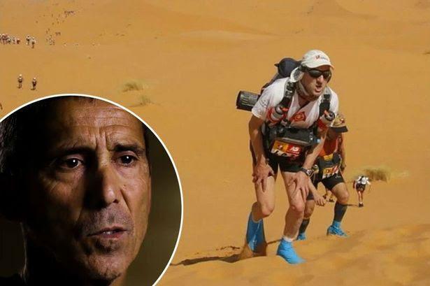 Mauro Prosperi - vận động viên trải qua 10 ngày địa ngục trong Sahara.