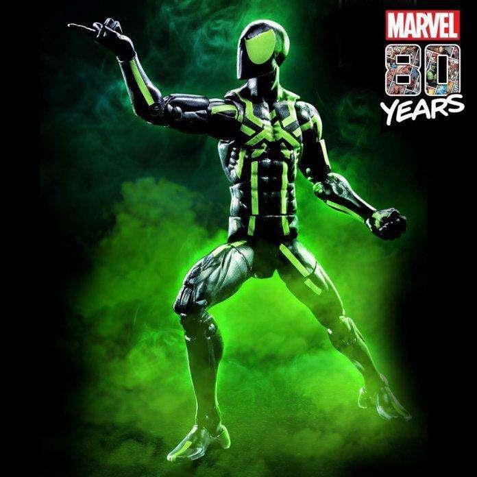 """Image of Spider-Man Marvel Legends 6"""" Big-Time Spider-Man Exclusive"""