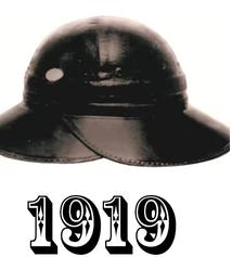 hard hat 1919